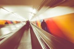 Metro, Paris, February 11, 2013. Photo: Davide Weber