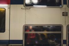 Vincennes Metro Greve, Vincennes, December 12, 2019. Photo: Davide Weber